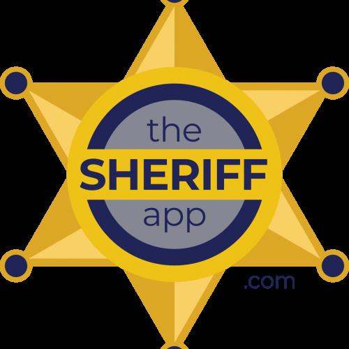 Sheriff App Logo Dark